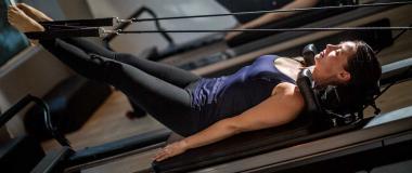 Reformer (Aletli) Pilates